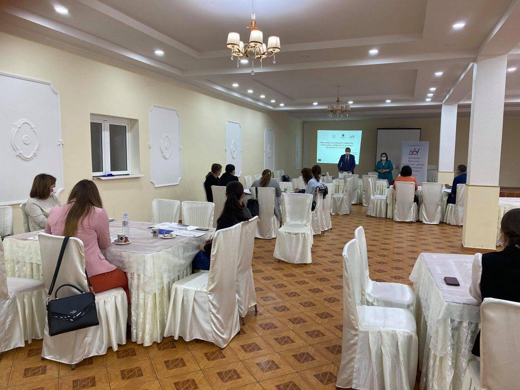 Training within AGREED Programme, Dubasari District
