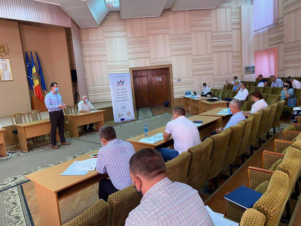 Тренинг В Рамках Программы AGREED, Яловенский Район