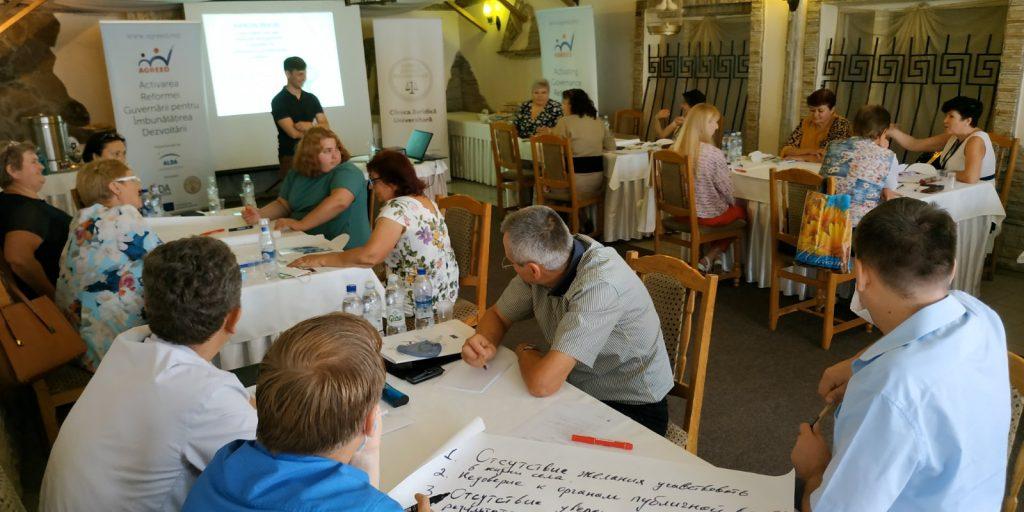 Тренинг в Рамках Программы AGREED, Окницкий район