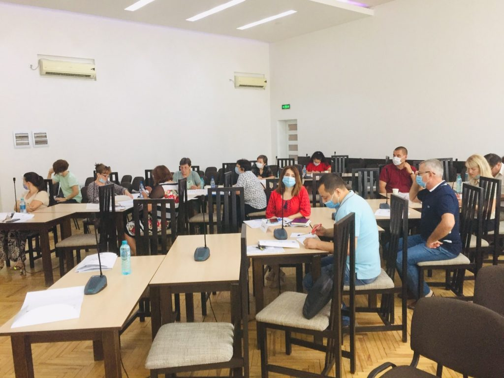 Тренинг в Рамках Программы AGREED, район Каушаны