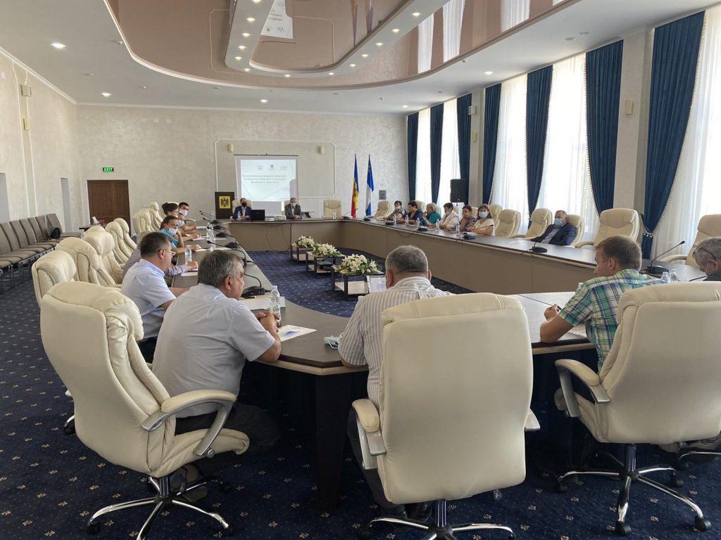Training within AGREED Programme, Rezina District