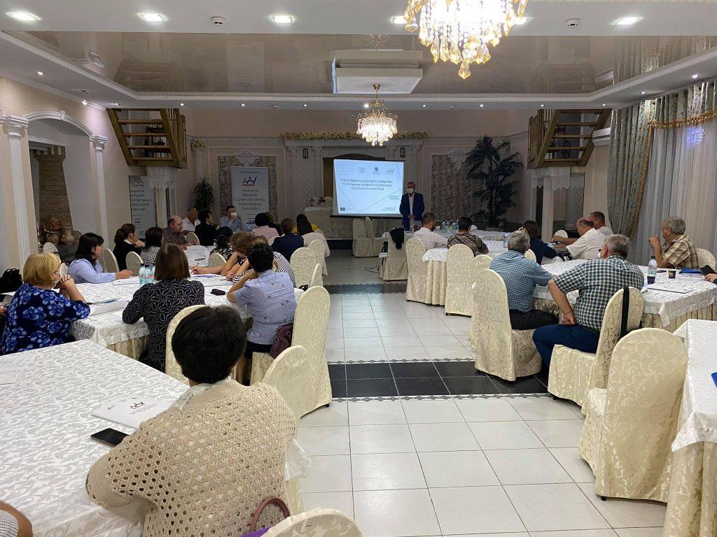 Training within AGREED Programme, Telenesti District