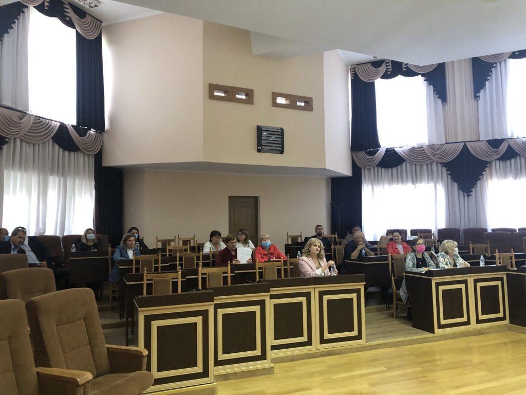 Тренинг в Рамках Программы AGREED, Леовский район