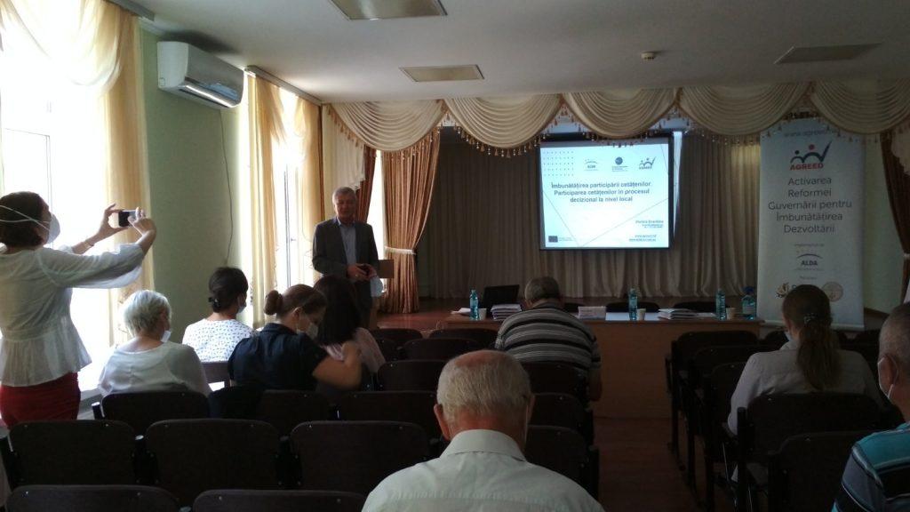 Тренинг в Рамках Программы AGREED, Бессарабский район
