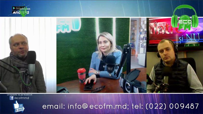 Студия EcoFM — интервью «Между ДА и НЕТ», впечатления после AGREED тренингов